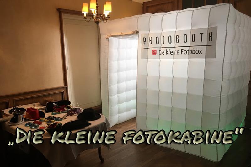 kleine Fotokabine Bremen